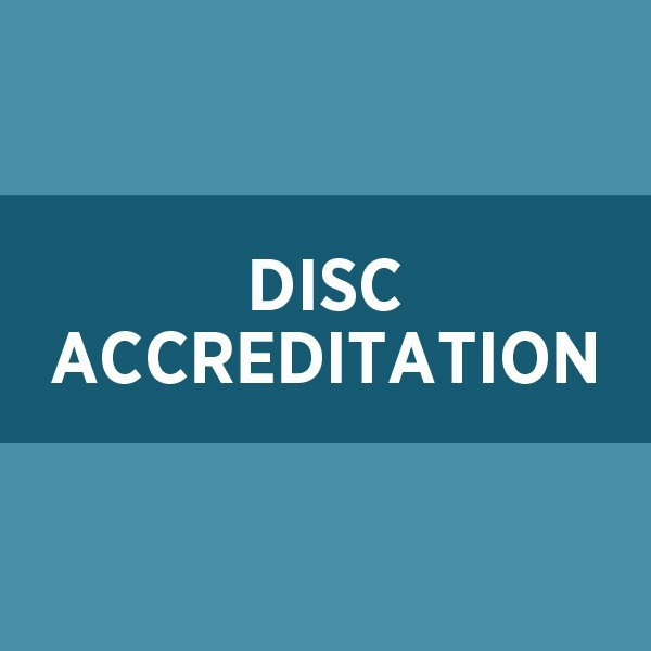 DISC Accreditation (CPBA)