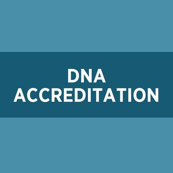 DNA Accreditation (CPCA)
