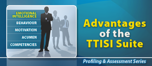 Advantages of the TTI Suite