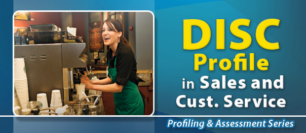 DISC Profile in Sales & Customer Service