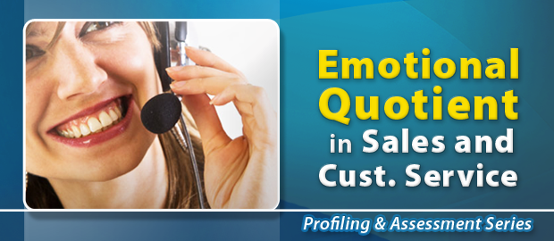 Emotional Quotient (EQ) in Sales & Customer Service
