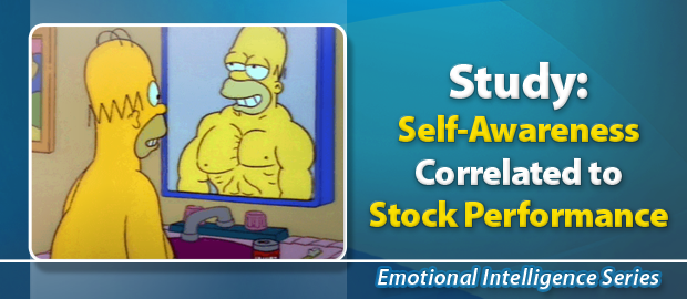 Study: Self-Awareness Correlated to Stock Performance