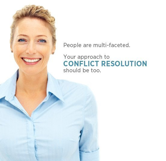 Assessment tools for Conflict Resolution