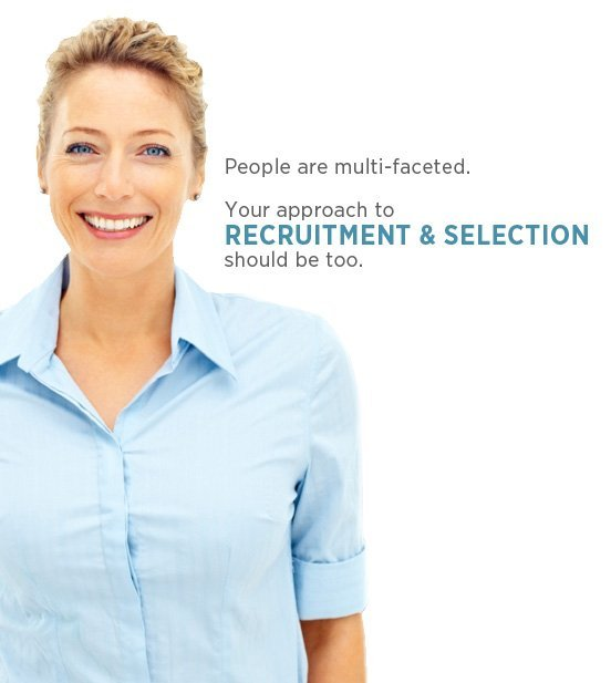 Assessment tools for Recruitment & Selection