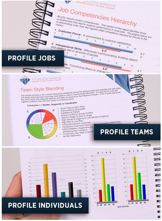 Talent Insights® Reports for People & Jobs