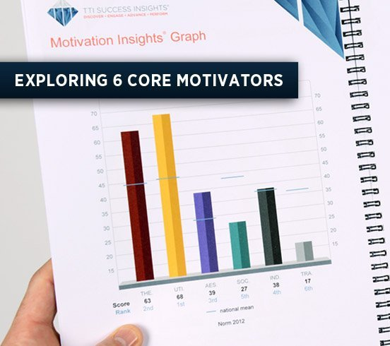 TriMetrix® ACI - Motivators Profile